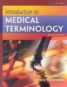 Introduction to Medical Terminology 2nd Edition 9781111798284 1111798281