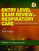 Entry Level Exam Review for Respiratory Care 3rd Edition 9781418049768 141804976X