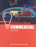 Electrical Wiring Commercial 13E 13th edition 9781418064044 1418064041
