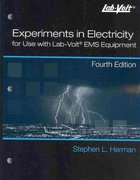 Experiments in Electricity for Use with Lab - VOLT 4th edition 9781418065836 1418065838