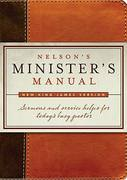 Nelson's Minister's Manual 0 9781418527754 1418527750