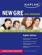 New GRE Math Workbook 8th Edition 9781419550034 1419550039