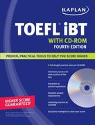 Kaplan TOEFL iBT with CD-ROM 4th Edition 9781419550270 1419550276