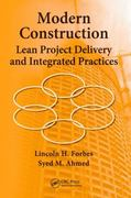 Modern Construction 1st Edition 9781420063127 142006312X