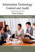 Information Technology Control and Audit, Fourth Edition 4th Edition 9781439893241 1439893241