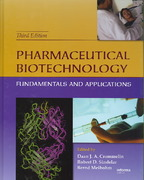 Pharmaceutical Biotechnology 3rd edition 9781420067521 1420067524