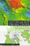 Datums and Map Projections 2nd edition 9781420070415 142007041X