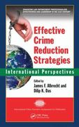 Effective Crime Reduction Strategies 1st Edition 9781420078381 1420078380
