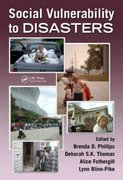Social Vulnerability to Disasters 1st edition 9781420078565 1420078569