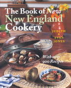 The Book of New New England Cookery 0 9781584651314 1584651318