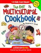 The Kids' Multicultural Cookbook 0 9780824968182 0824968182