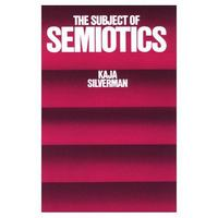 The Subject of Semiotics 1st Edition 9780195031782 0195031784