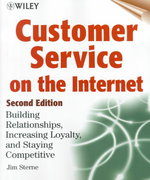 Customer Service on the Internet 2nd edition 9780471382584 0471382582