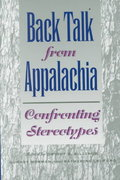 Back Talk from Appalachia 1st Edition 9780813190013 0813190010
