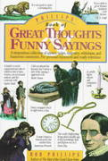 Phillips' Book of Great Thoughts and Funny Sayings 0 9780842350358 0842350357