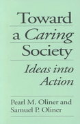 Toward a Caring Society 1st Edition 9780275954536 0275954536
