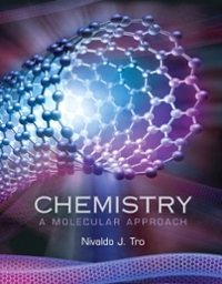 Selected Solutions Manual for Chemistry 1st edition 9780136151166 0136151167