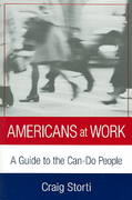 Americans at Work 1st Edition 9781931930055 1931930058