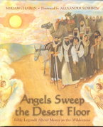 Angels Sweep the Desert Floor 1st edition 9780395978252 0395978254