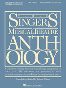 Singer's Musical Theatre Anthology 1st Edition 9780634009754 0634009753