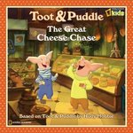 Toot and Puddle: The Great Cheese Chase 0 9781426303715 1426303718