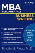 MBA Fundamentals Business Writing 0 9781427797179 142779717X