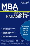 MBA Fundamentals Project Management 0 9781427797445 1427797447