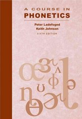 A Course in Phonetics (with CD-ROM) 6th edition 9781428231269 1428231269