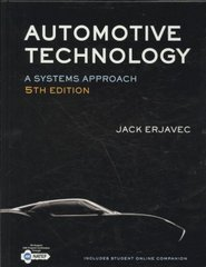 Automotive Technology: A Systems Approach 5th edition 9781428311497 1428311491