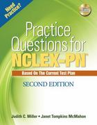 Practice Questions for NCLEX-PN 2nd edition 9781428312197 1428312196