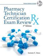 Pharmacy Technician Certification Exam Review 3rd Edition 9781428320628 1428320628