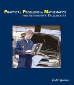 Practical Problems in Mathematics: For Automotive Technicians 7th edition 9781428335240 1428335242