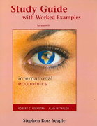 International Economics Study Guide 1st edition 9781429205924 142920592X