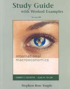 International Macroeconomics Study Guide 1st edition 9781429209205 1429209208