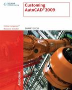 Customizing AutoCAD 2009 1st edition 9781435402584 1435402588