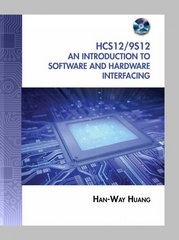 The HCS12 / 9S12 2nd edition 9781435427426 1435427424