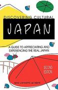 Discovering Cultural Japan 2nd edition 9780844284835 0844284831