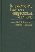 International Law and International Relations 1st edition 9780521679916 0521679915