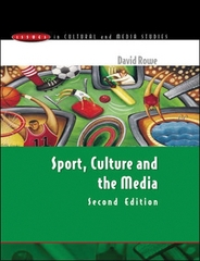 Sport, Culture and the Media 2nd edition 9780335210756 0335210759