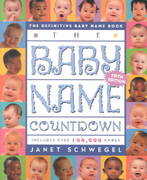 The Baby Name Countdown 5th edition 9781569245903 1569245908