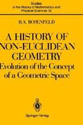 A History of Non-Euclidean Geometry 1st edition 9780387964584 0387964584