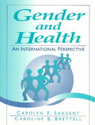 Gender and Health 1st edition 9780130794277 0130794279