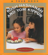 Rosh Hashanah and Yom Kippur 0 9780516222431 0516222430