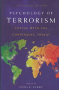 Psychology of Terrorism 0 9780275982072 0275982076