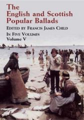 The English and Scottish Popular Ballads 0 9780486431499 0486431495