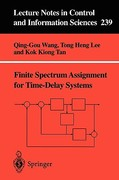 Finite-Spectrum Assignment for Time-Delay Systems 1st edition 9781852330651 1852330651