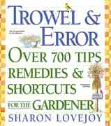 Trowel and Error 0 9780761126324 0761126325