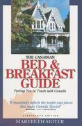 The Canadian Bed and Breakfast Guide 18th edition 9781550413687 1550413686