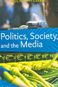 Politics, Society, and the Media 2nd edition 9781551118123 1551118122