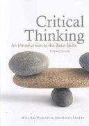Critical Thinking 5th Edition 9781551118840 155111884X